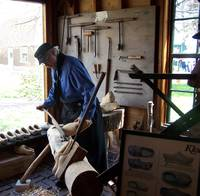 Wooden Shoe Maker