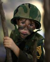 Littlest Soldier