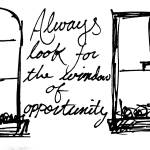 """Window of Opportunity"" by JWardStudios"