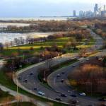"""Lake Shore Drive Dusk"" by jasongrigsby"