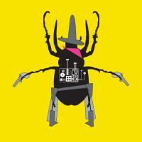LOCKED AND LOADED BEETLE by Melissa Rivera - UNLEASH STUDIO