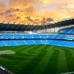 """Manchester City Stadium"" by paulshipper"