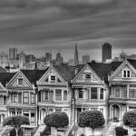 """Painted Ladies San Francisco 2"" by snapshotsmity"