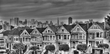 Painted Ladies San Francisco 2