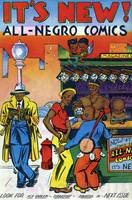 All-Negro Comics Next Issue Ad