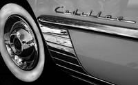 Black White Cadillac