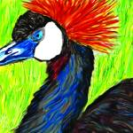 """""""Bird of Beauty"""" by Rosemary"""