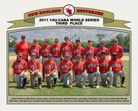 Ruffnecks 14U 2011 CABA World Series