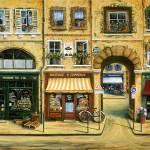 """""""Les Rues De Paris"""" by marilyndunlap"""