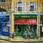 """Le Fleuriste"" by marilyndunlap"