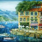 """Le Port"" by marilyndunlap"