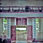 """Hamilton, Bermuda, City Hall"" by dennisherzog"