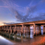 """Bridge to Hilton Head Island, SC"" by blance"
