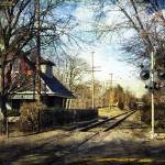 """Haddon Heights Train Station"" by JohnRivera"