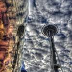 """Reflection: Space Needle"" by SeekGeo"