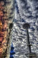 Reflection: Space Needle