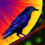 """""""As The Raven Sit"""