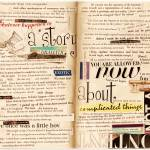 """Journal Collage"" by ChamplainAvenue"