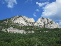 Seneca Rocks 2012 Calendar Cover