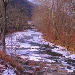 """Icing on Seneca Creek"" by RESLscience"