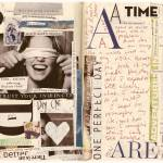 """Journal Collage #3"" by ChamplainAvenue"