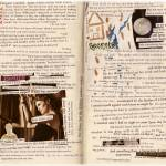 """Journal Collage #6"" by ChamplainAvenue"