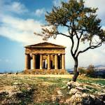 """Agrigento temple"" by kimbar"