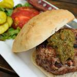 """20111015 Lamb Burger"" by TomSpaulding"