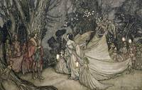 The Meeting of Oberon and Titania, 1905