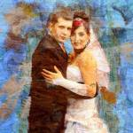 """Custom Photo Gift on Canvas"" by Lemonjello"