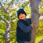 """""""Custom Child Oil Portrait"""" by Lemonjello"""