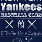 """New York Yankees"" by Lemonjello"