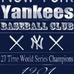 """New York Yankees"" by Lemonjello"