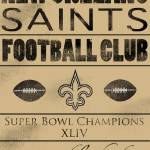 """New Orleans Saints"" by Lemonjello"