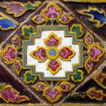 """Ornate Vintage Tile Work"" by DelightfulTrifles"