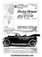 1914 Baby Grand Touring Car