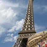 """Eiffel Tower on the Las Vegas Strip"" by brandnameusa"