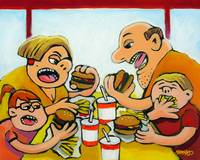 The Burger Eaters