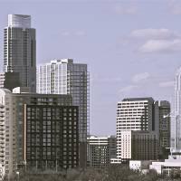 Skyline: Austin Art Prints & Posters by Daniel Babbitt