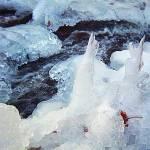 """""""frozen creekside"""" by pixelviz"""