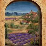 """Lavender Fields of Provence"" by marilyndunlap"