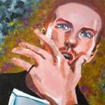 """Chris Martin"" by sarahlayzell"