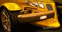 Yellow Prowler Detail