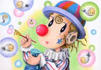 Romantic pierrot - Wonderful bubble