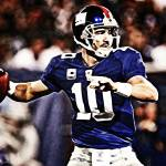 """NY Giants Eli Manning"" by D77TheDigArtisT"