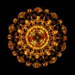 """Cancer Watersoundimage Mandala"" by MagicAqua"