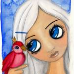 """""""BIRD SONG"""" by LilliBeanDesigns"""