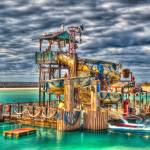 """Pelican Plunge HDR"" by ssanders79"