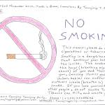 """No Smoking notice picture"" by tamajongphilip"
