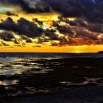 """Rocky Harbour Sunset"" by mtn-images"